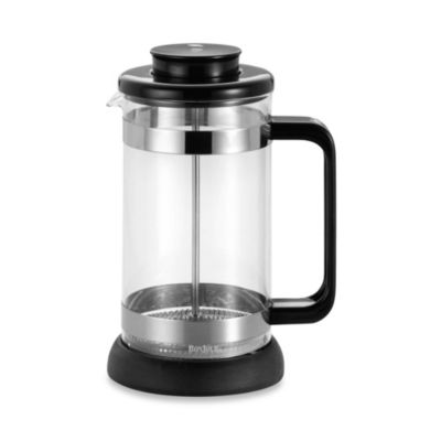 BonJour® Riviera 8-Cup French Press with Coaster