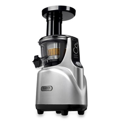 Kuvings® 850SC Silent Juicer in Silver Pearl