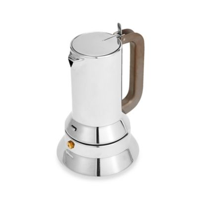 Alessi 3-Cup Espresso Coffee Maker