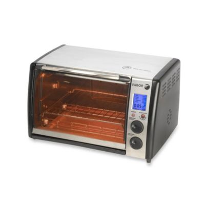 Fagor™ Dual Technology Digital Toaster Oven