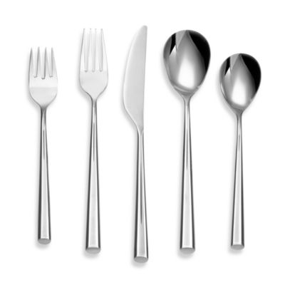 Cambridge® Silversmiths Austin Mirror 20-Piece Flatware Set