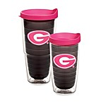 Tervis® University of Georgia Tumbler in Neon Pink