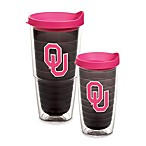 Tervis® University of Oklahoma Emblem Tumbler with Lid in Neon Pink