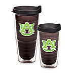 Tervis® Auburn University Emblem Tumbler with Lid in Neon Green