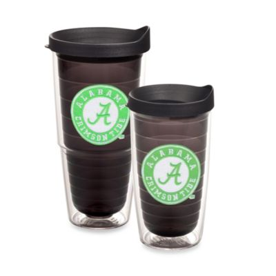 Tervis® University of Alabama 16-Ounce Tumbler with Lid in Neon Green