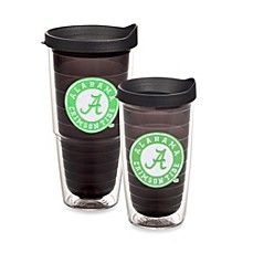 Tervis University of Alabama Tumbler with Lid in Neon Green