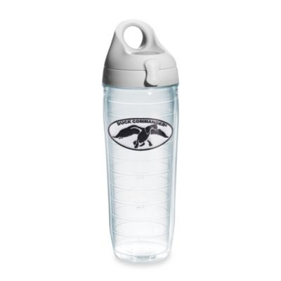 Tervis® Duck Commander 24-Ounce Water Bottle in Black and White