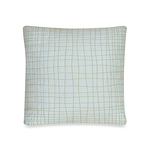 upstairs by Dransfield & Ross Metropole Square Throw Pillow