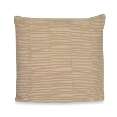 upstairs by Dransfield & Ross Metropole Square Toss Pillow