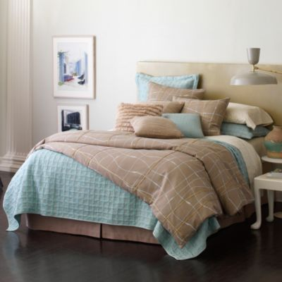 upstairs by Dransfield & Ross Metropole Queen Bed Skirt