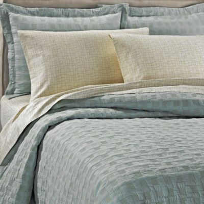 upstairs by Dransfield & Ross Metropole King Coverlet