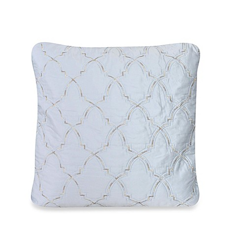 upstairs by Dransfield & Ross Madrigal 22-Inch Square Throw Pillow - Bed Bath & Beyond