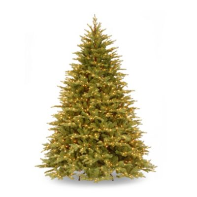 """National Tree 7 1/2-Foot Feel-Real®"""" Nordic Spruce Tree"""