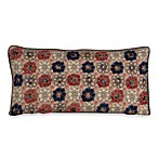 upstairs by Dransfield & Ross Antalya Oblong Toss Pillow