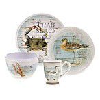 Certified International Beach Cottage Dinnerware