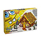 SpongeBob Gingerbread House Kit