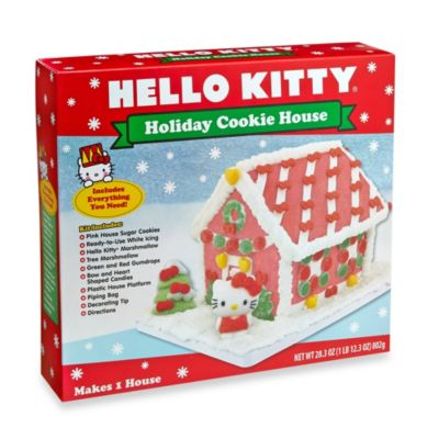 Hello Kitty® 28.3-Ounce Holiday House
