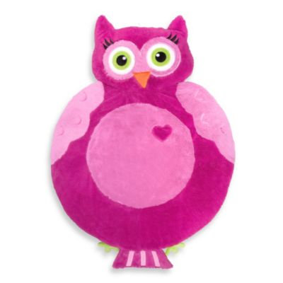 Sozo® Owl Baby Cuddle Mat