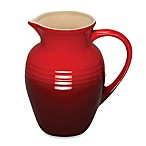 Le Creuset® 2 1/4-Quart Stoneware Pitcher in Cherry