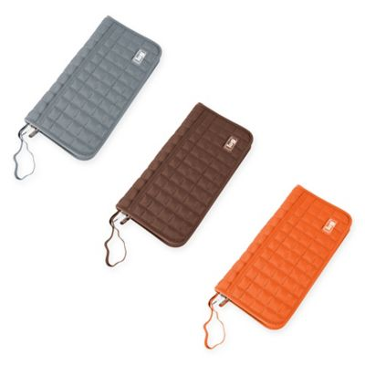 Sunset Orange Travel Accessories