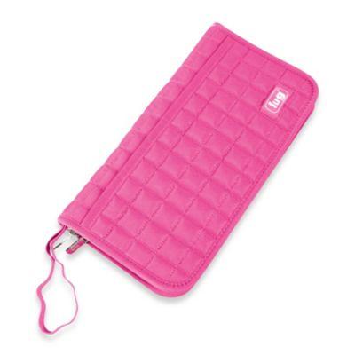 Lug® Tango Travel Wallet in Rose Pink