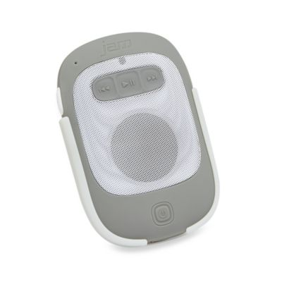 HMDX® JAM Splash™ Wireless Shower Speaker in Grey