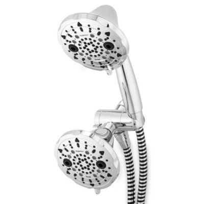 Oxygenics® Escape 6-Setting Combo Shower System in Chrome