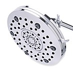 Oxygenics® Rush Shower Head With Extension Arm in Chrome