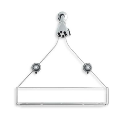 OXO Good Grips® Stainless Steel Big Bin Shower Caddy