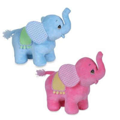 Precious Moments® Musical Plush Elephant in Blue