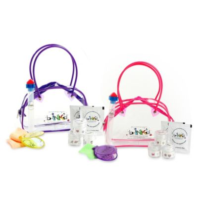 bINK'd® Ear Fun All In One Gift Set with Purple Purse