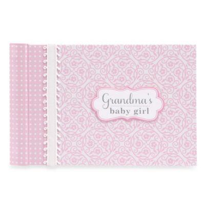 C.R. Gibson Bella Grandma's Brag Book