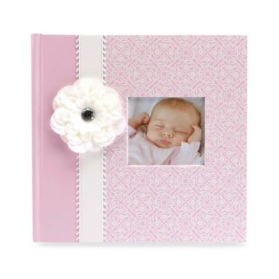 C.R. Gibson Bella Slim Bound Photo Journal Album