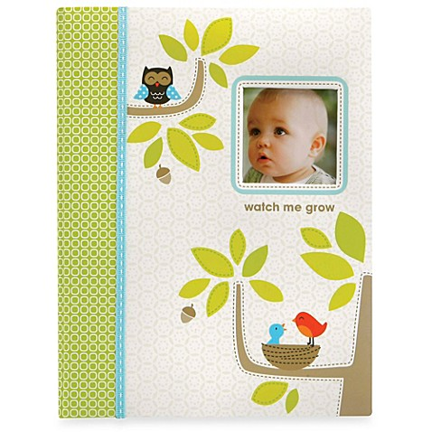 buy c r gibson baby shower keepsake memory book from bed bath