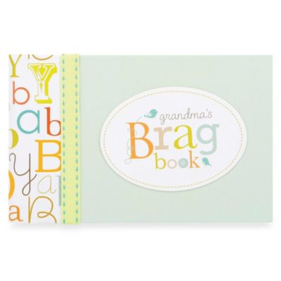 C.R. Gibson® Baby Love Keepsake Collection > CR Gibson® Baby Love Grandma Brag Book