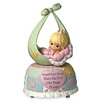 Precious Moments® Precious Little Blessings Baby Girl Musical Figurine