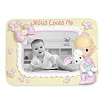 Precious Moments® Jesus Loves Me Girl Photo Frame