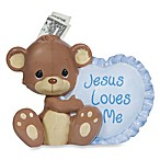 Precious Moments® Jesus Loves Me Bear Bank