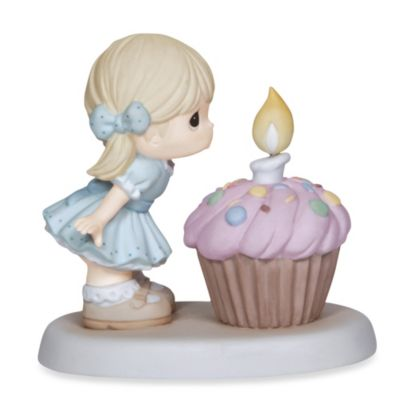 Precious Moments® May All Your Wishes Come True Figurine