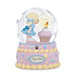 Precious Moments® Happy Birthday Water Globe