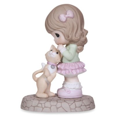 Precious Moments® Purr-fect Friends Figurine