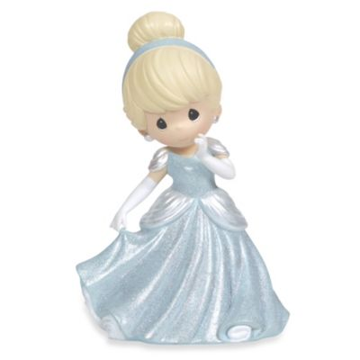 Precious Moments® Disney® Cinderella Rotating Musical Figurine
