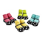 Cutie Pie® 4-Pack Mary Jane Sock Set