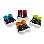 Cutie Pie® 4-Pack Bright Sneakers Sock Set