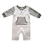 Absorba® Trousseau Coverall in Grey