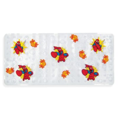 Ginsey Spiderman Tub Mat