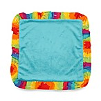 One Grace Place Terrific Tie Dye Binky Blanket