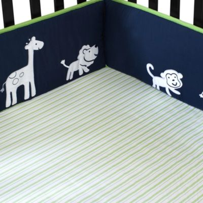 Carter's® Safari Sky Crib Bumper