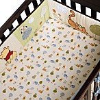 Disney Friendship Pooh Crib Bumper