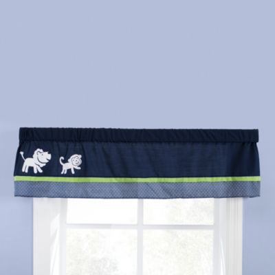 Carter's® Safari Sky Window Valance